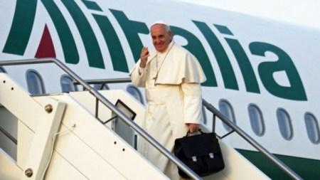 Segundo viaje de francisco a América latina