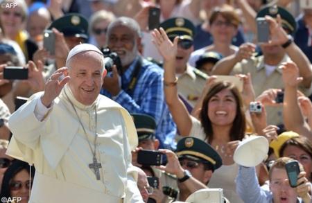 Los cubanos, creyentes y no creyentes, agradecen las gestiones de Francisco en el deshielo de las relaciones con Estados Unidos