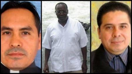 Tres sacerdotes asesinados en Tierra Caliente
