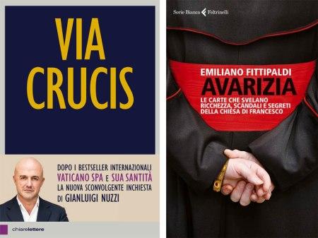 Los libros de Nuzzi y de Fittipaldi conmocionan al Vaticano