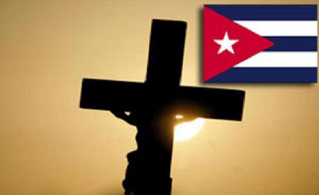 En Cuba la mayoría de los creyentes son católicos pero...