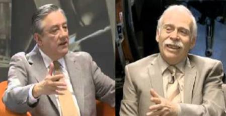 Bernardo Barranco y Elio Masferrer consultados