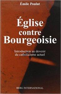 Para Emile Poulat, eminente sociólogo francés, la Iglesia es un mundo