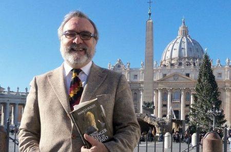 Marco Politi vatianista  autor del libro Francisco en los lobos