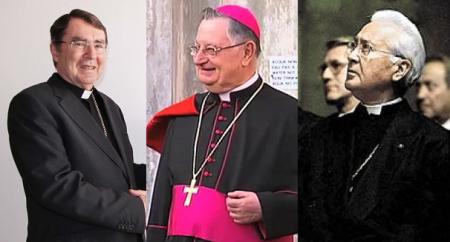 Los nincios en México Pierre, Bertello y Mullor han tenido un papel clave en el nombramiento de los obispos en los últimos 15 años