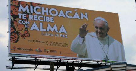 ¿Campaña para fomentar el turismo en Michoacán?