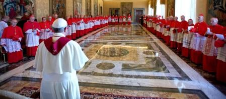 Francisco ante las resistencias e inercias conservadoras de la Iglesia